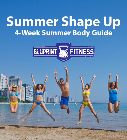 Summer Shape Up Ad